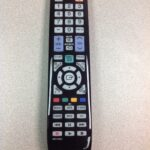Picture of TV Remote