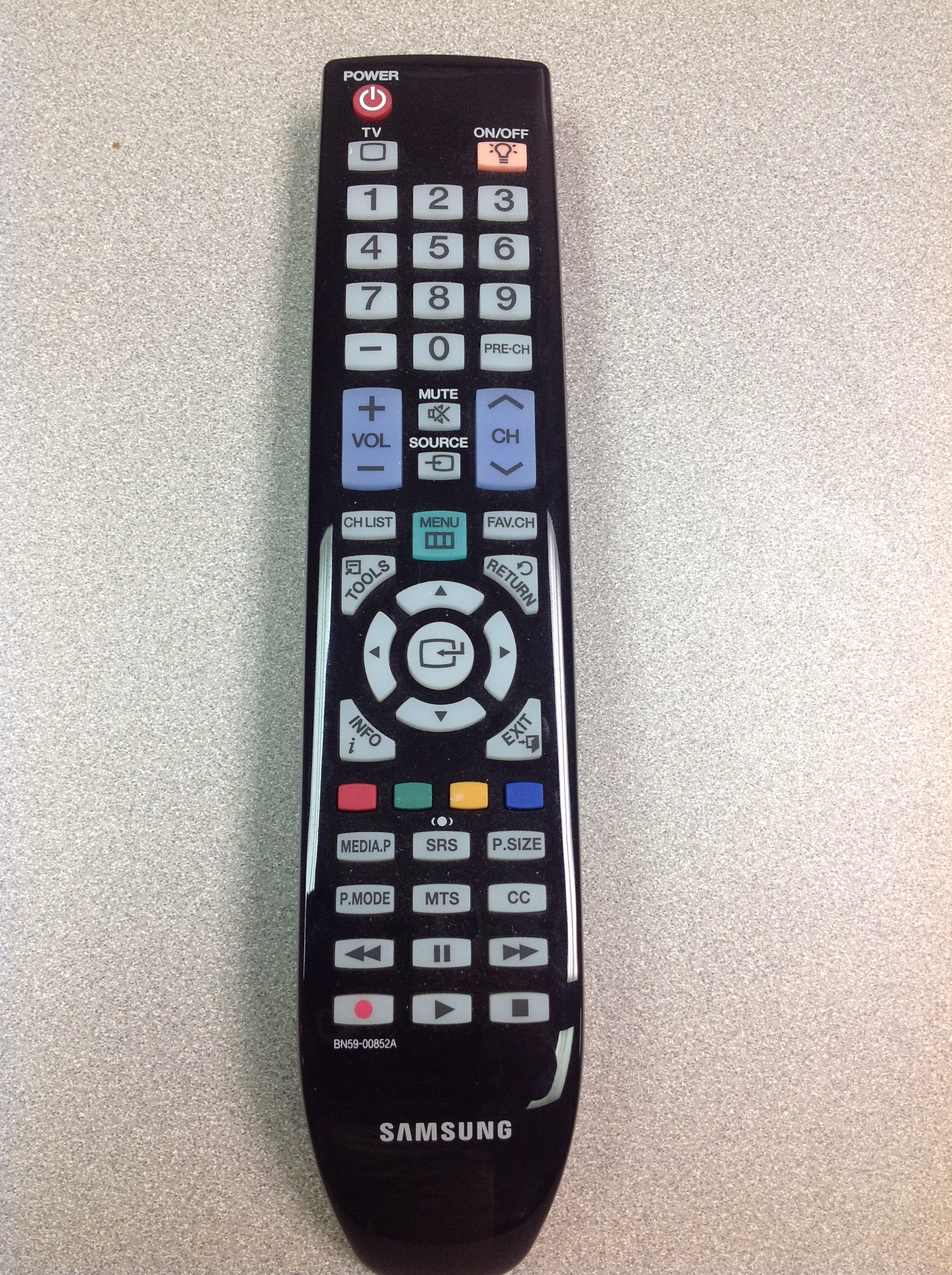 The easiest way to simplify a TV remote control – ND Assistive