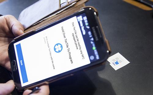 Samsung TecTile