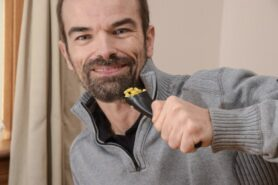 S'Up Spoon creator, Grant Douglas