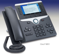Cisco Phone with Hamilton CapTel Software-captioning right on the screen