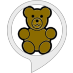 Ask My Buddy Logo with Teddy Bear