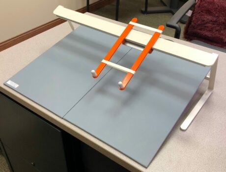 Picture of the USee tablet stand