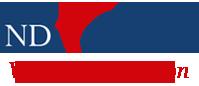 Logo - ND Voices, voter information