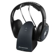 Picture of the Sennheiser Wireless Headphone system