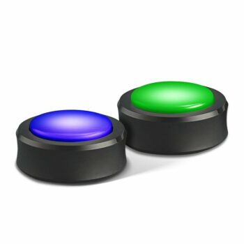 Two Echo Buttons