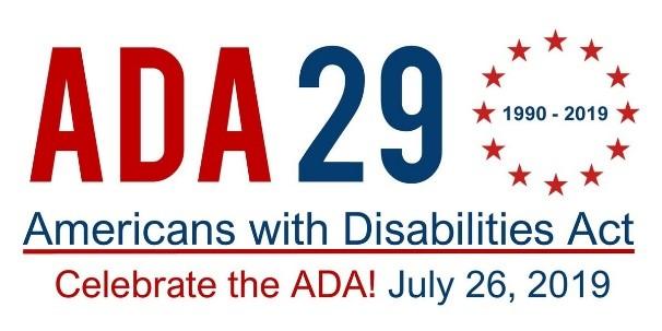 ADA's 29th Anniversary Banner Logo