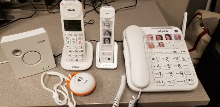 New Vtech Phone System Offers Options