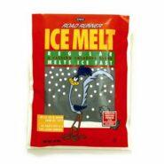 Photo of bag of Road Runner Ice Melt