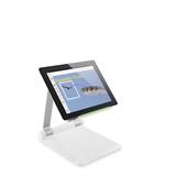 Belkin stand holding tablet