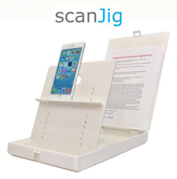 "Don't Just ""Stand"" There… ""Scan"" It!"