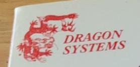 Dragon Systems Inc. Logo
