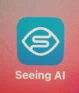Seeing AI Logo