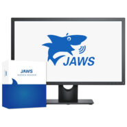 A pic of a more recent copy of Jaws software